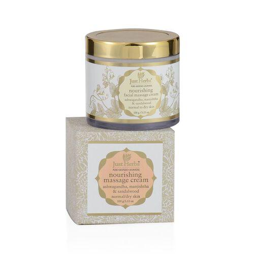 product herbal nourishing massage cream