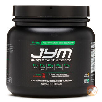 Pre JYM 20 Servings Refreshing Melon